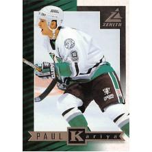 Kariya Paul - 1997-98 Zenith No.15