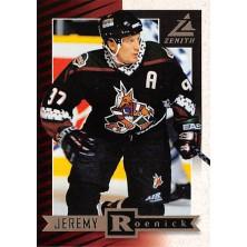 Roenick Jeremy - 1997-98 Zenith No.19