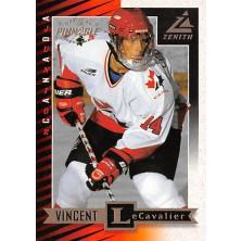 Lecavalier Vincent - 1997-98 Zenith No.95