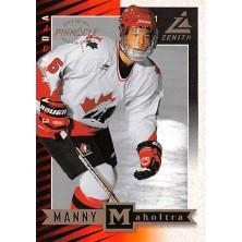 Maholtra Manny - 1997-98 Zenith No.96