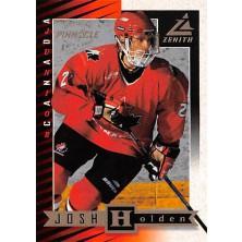 Holden Josh - 1997-98 Zenith No.100