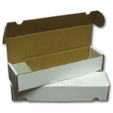 Papírová krabice BCW na 800 karet