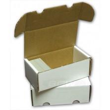 Papírová krabice BCW na 400 karet