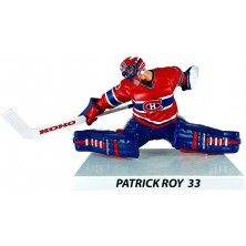 Figurka Patrick Roy Limited Edition  - Montreal Canadiens - Imports Dragon