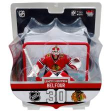 Figurka Ed Belfour Limited Edition - Chicago Blackhawks - Imports Dragon