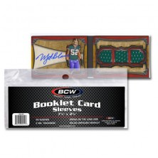 Booklet Card Sleeves BCW