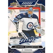 Hellebuyck Connor - 2019-20 MVP Factory Set Blue No.74