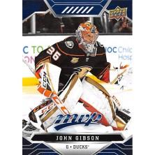 Gibson John - 2019-20 MVP Factory Set Blue No.92