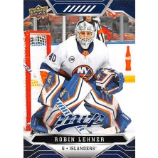 Lehner Robin - 2019-20 MVP Factory Set Blue No.95