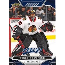 Crawford Corey - 2019-20 MVP Factory Set Blue No.110