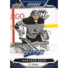 Quick Jonathan - 2019-20 MVP Factory Set Blue No.136
