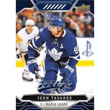 Tavares John - 2019-20 MVP Factory Set Blue No.214