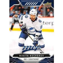 Kucherov Nikita - 2019-20 MVP Factory Set Blue No.215