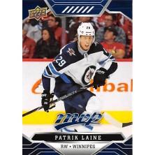 Laine Patrick - 2019-20 MVP Factory Set Blue No.216