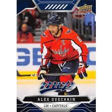 Ovechkin Alexander - 2019-20 MVP Factory Set Blue No.218