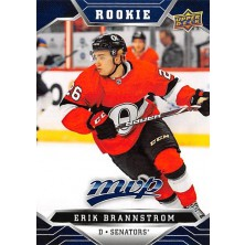 Brannstrom Erik - 2019-20 MVP Factory Set Blue No.227