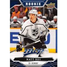 Roy Matt - 2019-20 MVP Factory Set Blue No.235