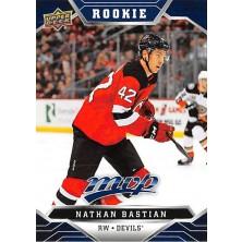 Bastian Nathan - 2019-20 MVP Factory Set Blue No.238