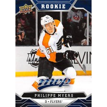 Myers Philippe - 2019-20 MVP Factory Set Blue No.239