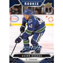 Hughes Quinn - 2019-20 MVP Factory Set Blue No.248