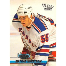 Norstrom Mattias - 1993-94 Stadium Club No.371