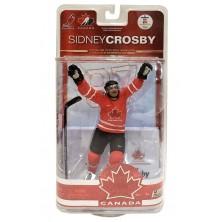 Figurka Sidney Crosby - Team Canada - McFarlane Serie II.