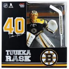 Figurka Tuukka Rask 30cm - Boston Bruins - Imports Dragon