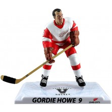 Figurka Gordie Howe Limited Edition - Detroit Red Wings - Imports Dragon