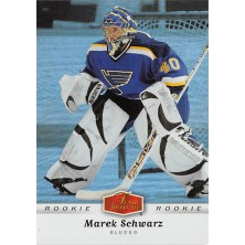 Schwarz Marek - 2006-07 Flair Showcase No.327