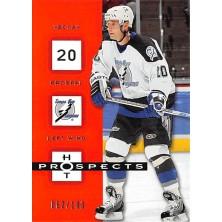 Prospal Václav - 2005-06 Hot Prospects Red Hot No.90