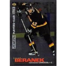 Beránek Josef - 1995-96 Collectors Choice Players Club Platinum No.312