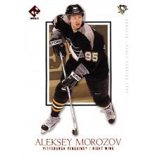 Morozov Aleksey - 2002-03 Private Stock Reserve Red No.81