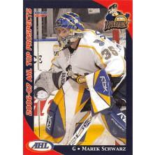 Schwarz Marek - 2006-07 AHL Top Prospects No.33