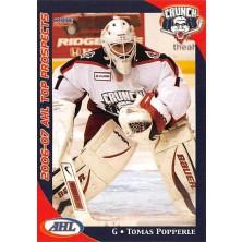Pöpperle Tomáš - 2006-07 AHL Top Prospects No.43