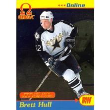 Hull Brett - 1998-99 Omega Online No.12