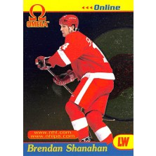 Shanahan Brendan - 1998-99 Omega Online No.15