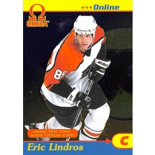 Lindros Eric - 1998-99 Omega Online No.26
