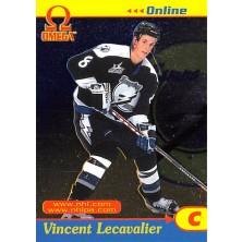 Lecavalier Vincent - 1998-99 Omega Online No.31