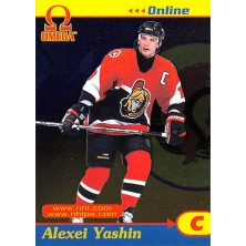 Yashin Alexei - 1998-99 Omega Online No.24