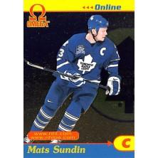 Sundin Mats - 1998-99 Omega Online No.33