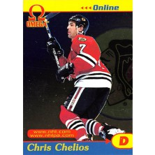 Chelios Chris - 1998-99 Omega Online No.6