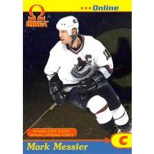 Messier Mark - 1998-99 Omega Online No.34