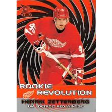 Zetterberg Henrik - 2003-04 Prism Rookie Revolution No.6