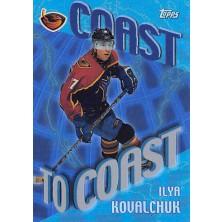 Kovalchuk Ilya - 2002-03 Topps Coast to Coast No.CC6