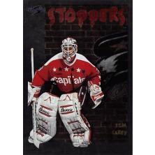 Carey Jim - 1995-96 Score Black Ice No.317