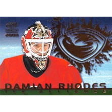 Rhodes Damian - 1999-00 Paramount Ice Alliance No.2