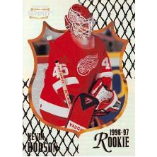 Hodson Kevin - 1996-97 Summit Premium Stock No.183