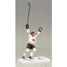 Figurka Sidney Crosby - Team Canada - McFarlane Serie II. - white jersey