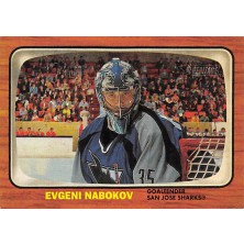 Nabokov Evgeni - 2002-03 Topps Heritage No.98