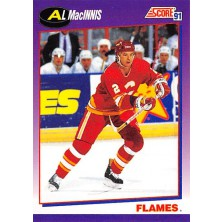 MacInnis Al - 1991-92 Score American No.2
